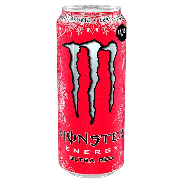 MONSTER ULTRA RED PMï¾£1.19