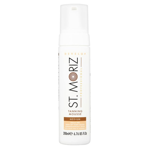 ST MORIZ BODY MOUSSE MEDIUM