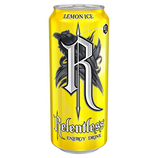 RELENTLESS LEMON ICE PMï¾£1.00