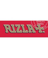 RIZLA PAPERS RED             *
