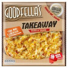 G/FELLAS TAKEAWAY BIG CHEESE/GARLIC DIP