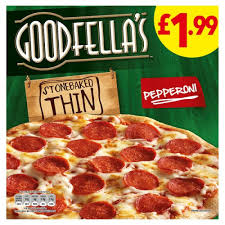G/FELLAS THIN PEPPERONI ï¾£1.99