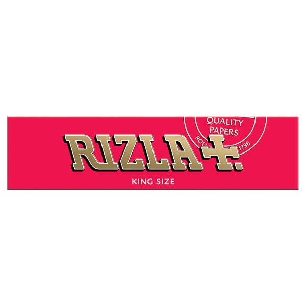 RIZLA KS PAPERS RED *