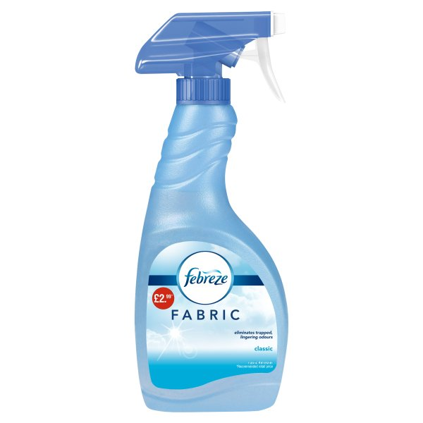 FEBREZE FABRIC SPRAY CLASSIC PMï¾£2.99