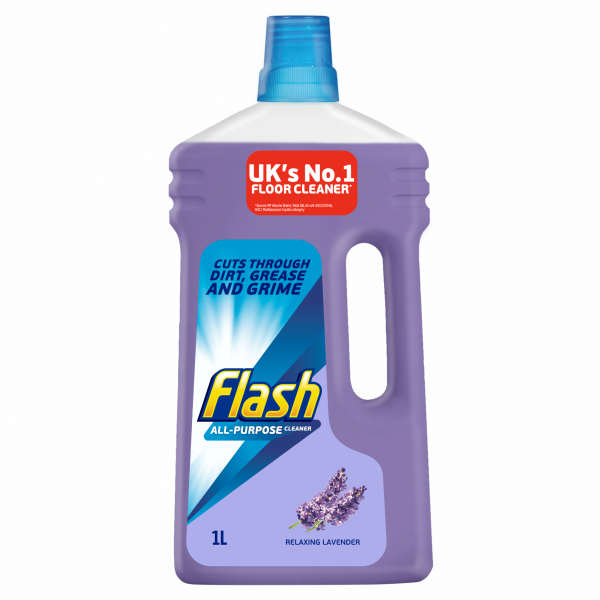 FLASH WITH FEBREZE LAVENDER