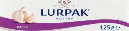 LURPAK CRUSHED GARLIC BUTTER