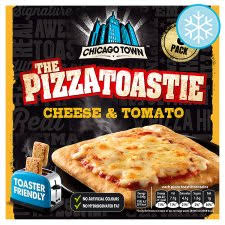CH/TOWN PIZZA TOASTIE CHEESE