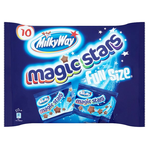 MARS MILKYWAY MAGIC STARS FUNSIZE