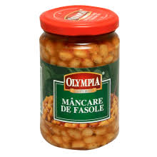 OLYMPIA COOKED BEANS