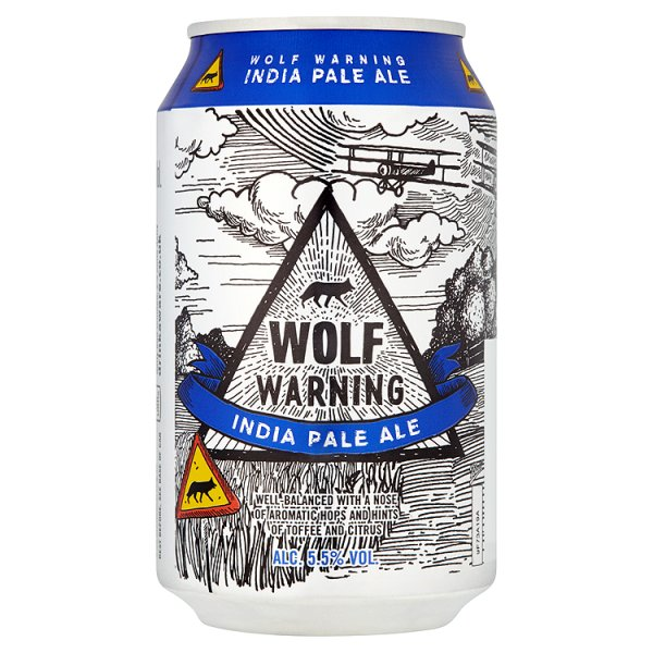 WOLF WARNING IPA