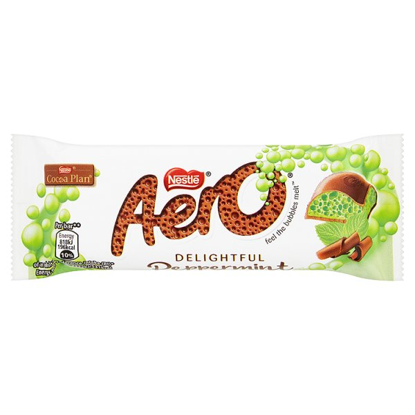 NESTLE AERO BUBLY PEPERMINT BAR