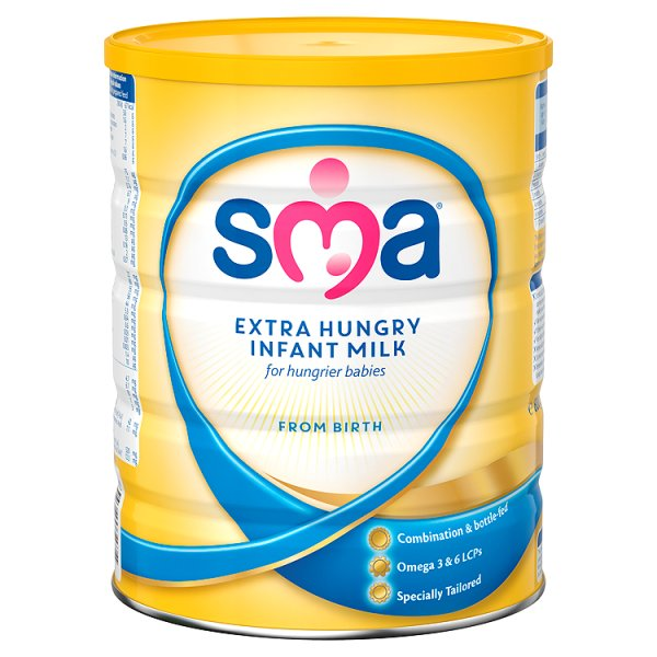 SMA EX HUNGRY POWDER
