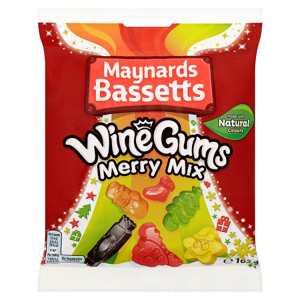 MAYNARDS WINE GUMS MERRYMIX