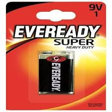ENERGIZR SUPER HEAVY DUTY 9V