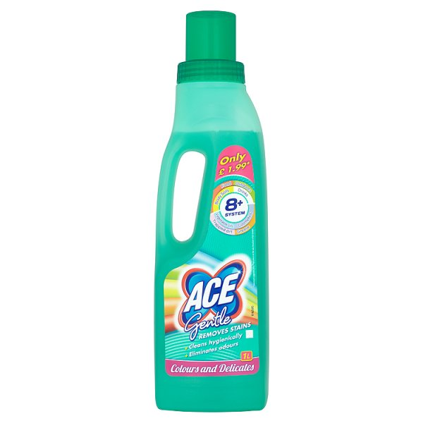 ACE GENTLE STAIN REMOVER PMï¾£1.99