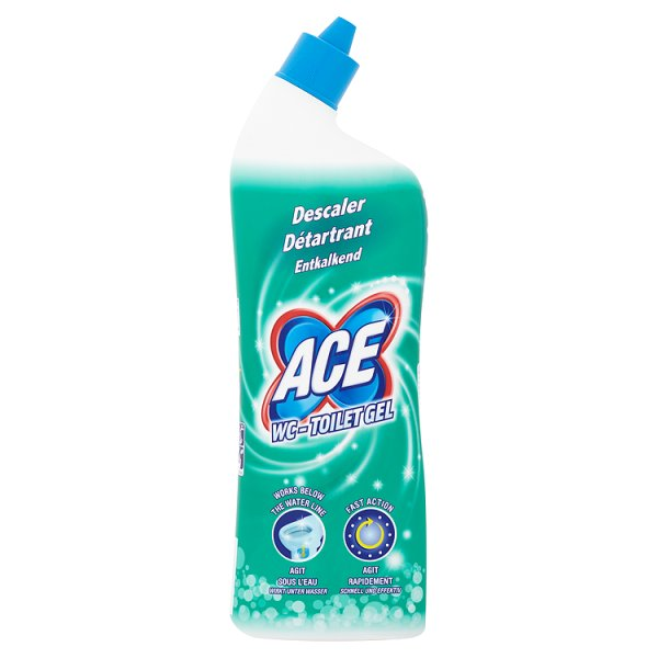 ACE TOILET GEL DESCALER