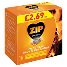 ZIP FIRE LIGHTERS WRAPPED PM ï¾£2.69