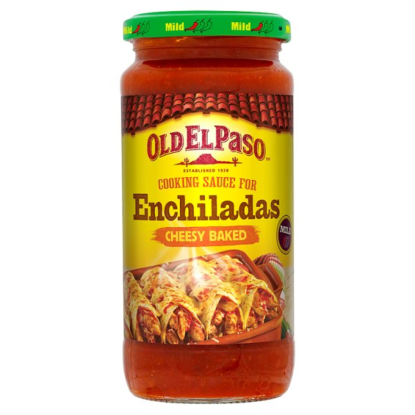 O.E.PASO ENCHILADA COOKING SAUCE