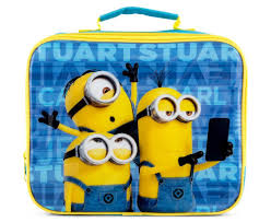 MINIONS INSULATED BAG PS