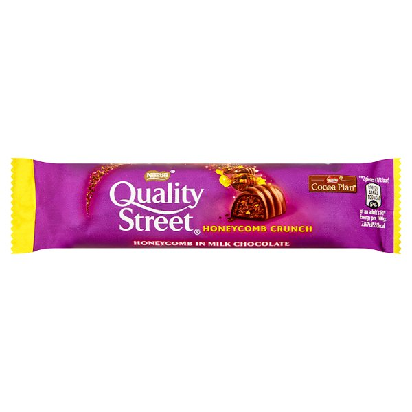 NESTLE QUALITY STREET HONEYCOMBE CRUNCH PS