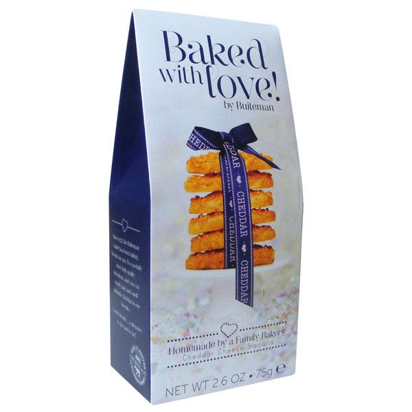 BUITEMAN BAKED WITH LOVE CHEDDAR CHEESE PS
