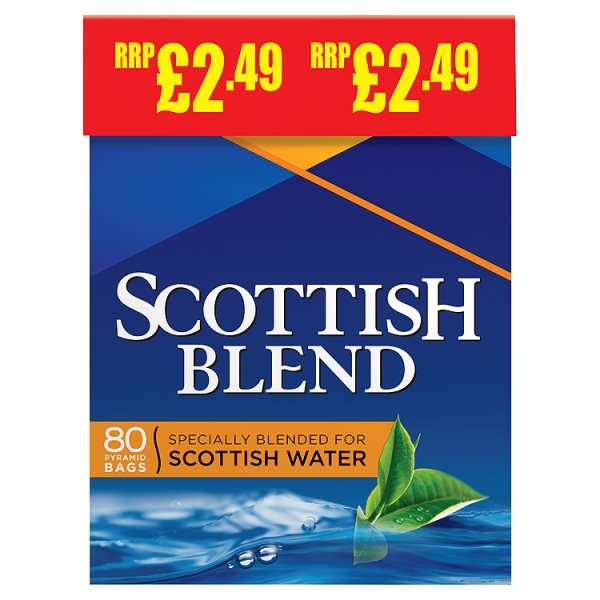 SCOTTISH BLEND TEABAGS (232G) PMï¾£2.49