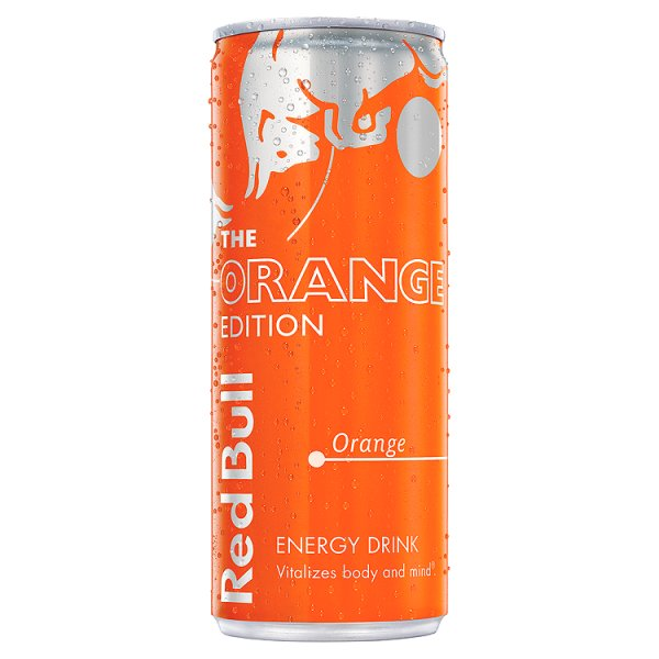 RED BULL ORANGE PM1.19