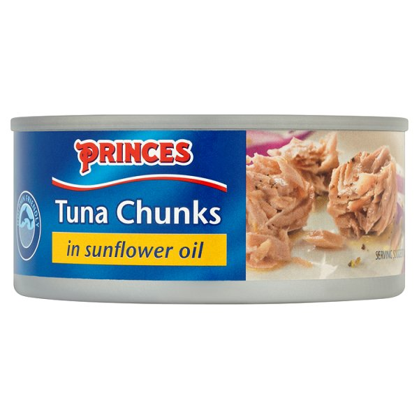 PRINCES TUNA CHUNKS IN OIL