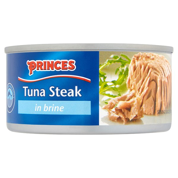 PRINCES TUNA STEAK IN BRINE