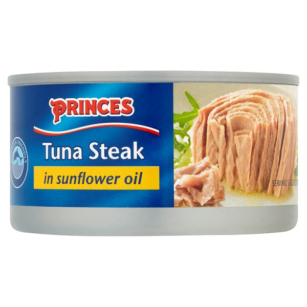 PRINCES TUNA STEAKS IN OIL