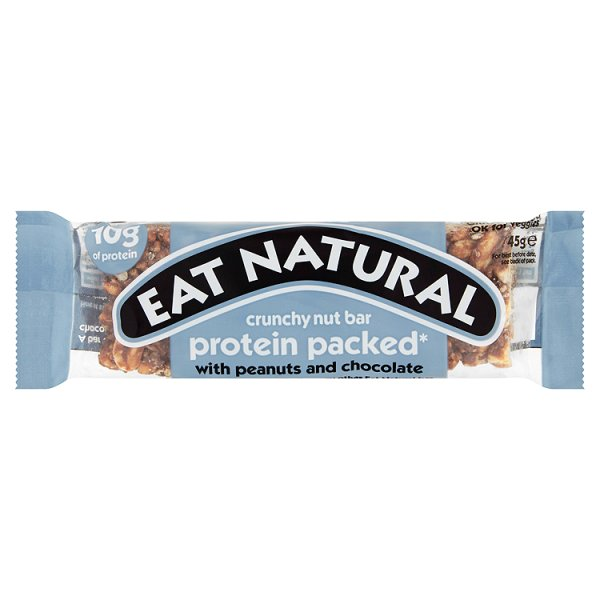 EAT NAT PROTEIN BAR PEANUT & CHOCOLATE*